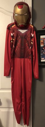 Iron Man Costume in Columbus, Georgia