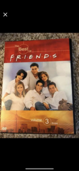 Best of Friends Vol 4 and 4 DVDS in Wheaton, Illinois