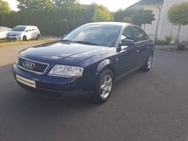 Automatic AUDI A6 V6 *LOW KM * NEW INSPECTION * COLD A/C in Spangdahlem, Germany