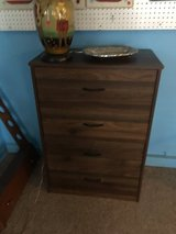 Chest of drawers or doors very good condition not solid wood 16 inches deep 28 inches wide 40 in... in Conroe, Texas