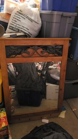 REDUCED Big Dresser Mirror in Oswego, Illinois