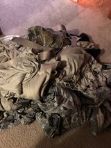 Army Combat Uniforms Small-Medium Longs in Tinley Park, Illinois