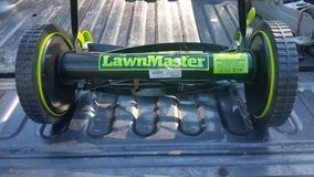 Lawnmaster 16 in reel mower in Alvin, Texas