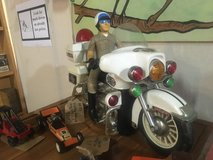 Vintage motorcycle toy in Clarksville, Tennessee