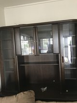 "32"" Television Entertainment Wall Unit in Okinawa, Japan"