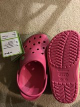 "crocs ""brand new"" in Okinawa, Japan"