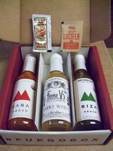 Hot Sauce Club Gift Box in Naperville, Illinois