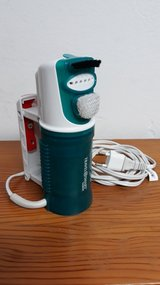 120-240V Travel Steamer with EU Plug adapter - Conair in Ramstein, Germany