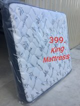 "King Mattress ""Pillow Puff"" in Camp Lejeune, North Carolina"