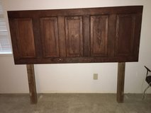 Headboard (Queen) with Bed Frame in CyFair, Texas