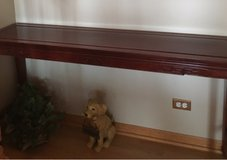 Beautiful Rosewood Sofa Table in Plainfield, Illinois