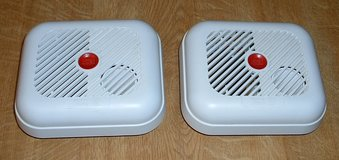 2 X SMOKE/FIRE ALARMS in Lakenheath, UK