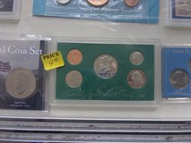 1996 Mint Proof Coin Set in Fort Riley, Kansas