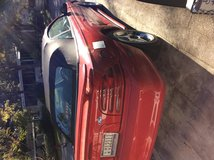 FORD MUSTANG  RED CONVERTIBLE in Myrtle Beach, South Carolina