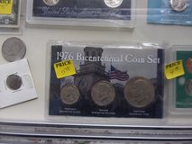 1976 Bicentennial Coin Set in Fort Riley, Kansas
