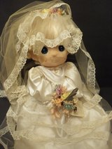 "27"" Big Eyes Precious Moments Doll RARE Giant Size Bride Wedding Dress in Tinley Park, Illinois"