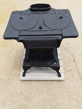 King Cast Iron Stove in DeRidder, Louisiana
