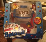 M & M Candy Dispenser in Naperville, Illinois