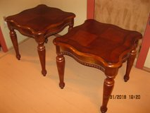 2 Large End Tables in Alamogordo, New Mexico