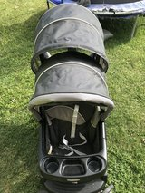 Graco Click Connect Double Stroller in Okinawa, Japan