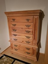 Solid wood dresser in Stuttgart, GE
