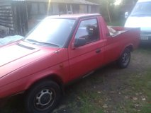 Skoda 1.3 pick up,(project) SWAP FOR A LARGE TRAILER) in Lakenheath, UK