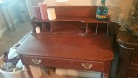all wood Desk. in Lawton, Oklahoma