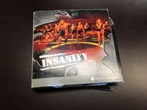Insanity Workout Program DVDs in Okinawa, Japan