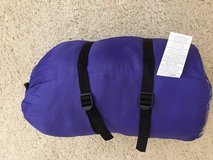 "Sleep Cell Sleeping Bag in Carrying Bag; 40 x 90"" w/ Inflatable Pillows in Cherry Point, North Carolina"