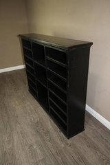 Black Distressed Hutch in Spring, Texas