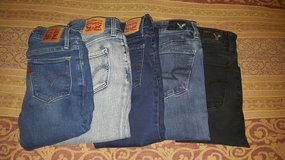 Jeans in Fort Benning, Georgia