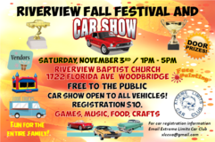 Riverview Fall Festival & Car Show in Quantico, Virginia