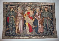 L'Hommage Flanders Tapestry New in Ramstein, Germany