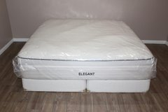 King Size Mattress - Elegant Eurotop in Kingwood, Texas