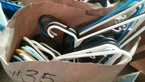 #36 hangers in bags [ have 2 bag fulls) in Lawton, Oklahoma
