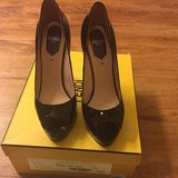 Black Fendi Pumps in Katy, Texas