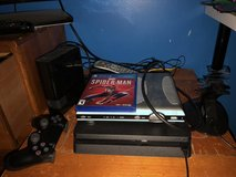 Ps4 Slim 1 TB, 1 Controller, Charging Station & Spiderman in Fort Campbell, Kentucky
