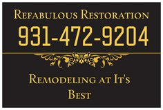 Refabulous Restoration in Fort Campbell, Kentucky