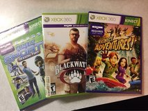 Xbox 360 Kinect Games in Naperville, Illinois