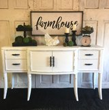 Buffet/Entryway Piece- White in Kingwood, Texas