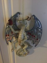 Dragon of the crystal cave ornament in Fort Campbell, Kentucky