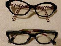 Coach and Tory Burch girls eye glasses with frames in Plainfield, Illinois