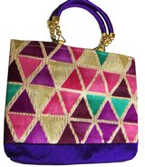 Fancy Handbags Golden Thread Work and Totes in Richmond, Virginia