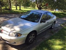 2003 Cavalier LS $1,875 obo call or text 630-3two7-3five5nine in Glendale Heights, Illinois