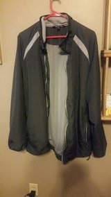 Tek Gear Men's Light & Dark Gray Jacket Size XL EUC in Fort Leonard Wood, Missouri
