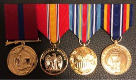 Get your medals Mounted now. And FAST in Camp Pendleton, California