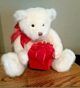 SWEET GUND TEDDY BEAR WITH RED VELVET GIFT BOX in Fort Leonard Wood, Missouri