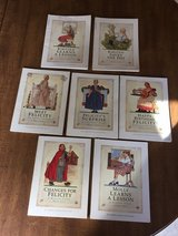 American Girl  Historical Doll Chapter Books: Set of 7 - Kirsten, Felicity, & Molly in Cherry Point, North Carolina