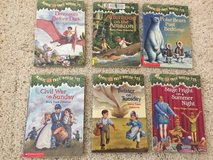 Magic Tree House Books: Lot of 6 - #1,6,12,21,23,25 by Mary Pope Osborne in Cherry Point, North Carolina