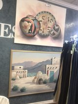 Amazing hand painted pictures in Alamogordo, New Mexico